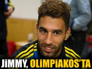 Jimmy Durmaz Olimpiakos'un teklifini kabul etti!
