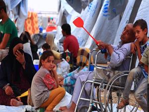 Iraklı sığınmacı sayısı 1 buçuk milyonu aştı!