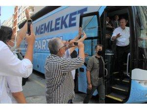 """Muharrem İnce'den CHP seçmenine çağrı: """"Kerhen CHP'ye oy vereceğine gel Memleket Partisi'ne oy ver"""""""
