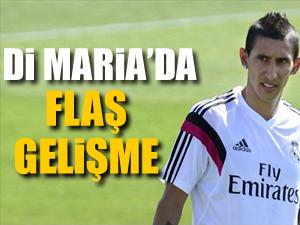 Di Maria, Madrid'den ayrılmak istiyor!