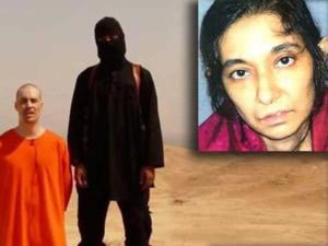 IŞİD kafasını kestiği gazeteci için onu istemiş!