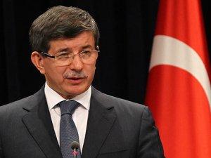 AKP kongresinde Davutoğlu konuştu