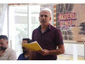 """Adana'da """"Akdeniz Gençlik Festivali"""" düzenlenecek"""