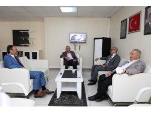 """Başkan Demirtaş: """"İlçemize yakışır hizmetler için tüm resmi kurumlarla istişare ve iş birliği içerisindeyiz"""""""