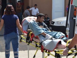 Bursa'da bonzai kullanan genç hastanelik oldu!