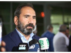 """Otyakmaz: """"Önümüzdeki hedefi Dinamo Batumi maçı"""""""