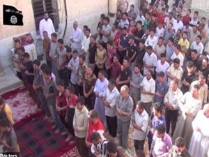 IŞİD Kelime-i şehadet getirenleri bıraktı!