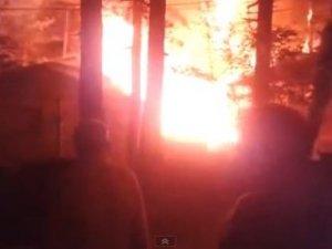 Muğla'da bir gecede 3 yangın