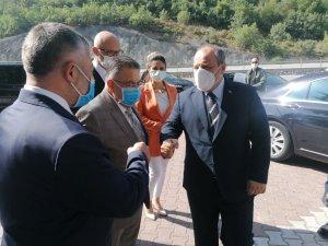 Bakan Varank, Bilecik'e geldi