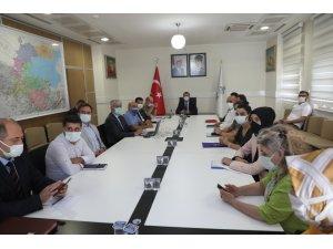 Bitlis'te kadına yönelik şiddetle mücadele toplantısı yapıldı