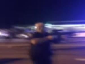 Amerika'da AA muhabirine silah doğrultan polisin yeni görüntüleri İZLE