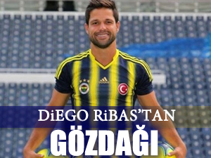 Diego Ribas ezeli rakip Galatasaray'a gözdağı