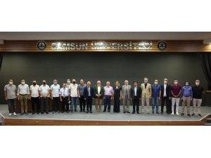 Samsun Üniversitesi'nde kalite çalışmaları devam ediyor