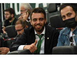 Bursaspor'da transfer tahtası resmen açıldı