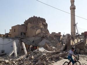 Şii milisler, Sünnilere ait cami'yi bombaladı: 30 ölü