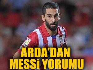 """Arda Turan: """"Messi'ye pas vermek hiç de fena olmazdı"""""""