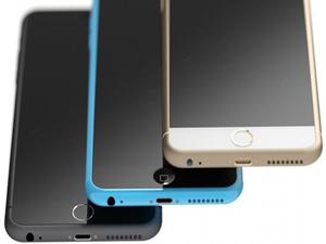 Iphone 6 ekranlarına yeni tasarım geldi!