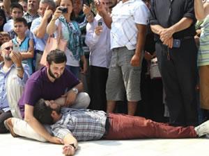 Burası Gazze değil, Eyüp Sultan!