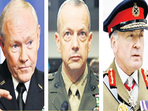 ABD'li ve İngiliz komutanlardan IŞİD çağrısı