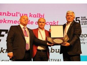 Büyükçekmece 22'nci Kültür Festivali'ne buruk veda