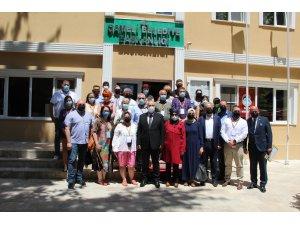 Romanyalı misafirler Çameli kültürünü tanıdı