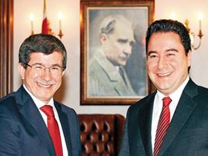 Ahmet Davutoğlu'ndan Babacan'a Bank Asya sözü!