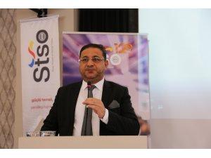 STSO, 13'üncü Meslek Komitesi ile İstişare Toplantısı Düzenledi