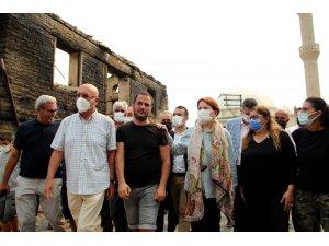 """İYİ Parti Genel Başkanı Akşener: """"Terör üyeliği ile yargılanmalıdırlar"""""""