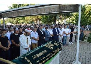 Genç yaşta hayatını kaybeden Yenişehir Belediye meclis üyesi son yolculuğuna uğurlandı