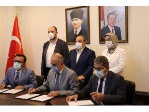 Bakan Varank üniversite-sanayi işbirliği protokolüne katıldı