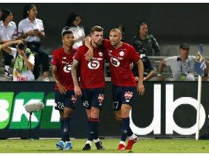 Lille, Fransa Süper Kupa'nın sahibi oldu