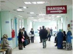 Bakırköy'de hastanede erkek yasağı!