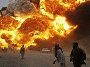 Irak'ta İçişleri Bakanlığı'na saldırı!