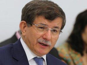 Davutoğlu: Okullara molotoflu saldırı terördür