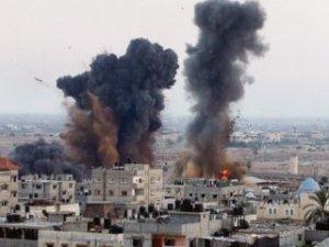 İsrail Gazze'yi vurmaya devam ediyor!