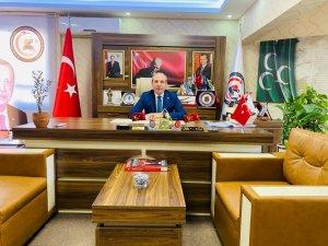 """Abbas Gündüz: """"Orman yangınların birçoğunda bebek katili PKK'nın parmağı var"""""""