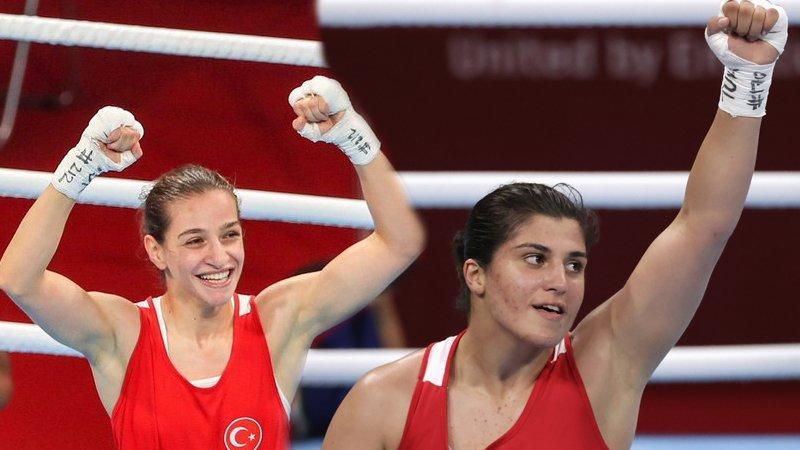 Buse Naz Çakıroğlu ve Busenaz Sürmeneli finalde! Tarihte ilk kez… | 2020 Tokyo Olimpiyatları