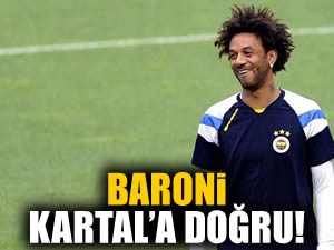 Cristian Baroni Beşiktaş'a gidiyor