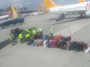 İstanbul-Basel uçağında 'kayıp yolcu' paniği