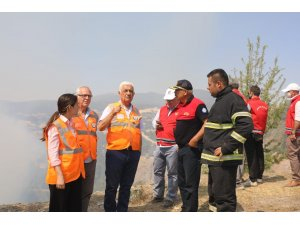 Muğla Büyükşehir Belediye Başkanı Gürün'den Menteşe için tahliye uyarısı