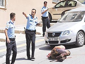 Ankara'daki kanlı çatışmada korkunç gelişme
