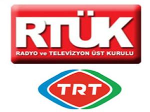 RTÜK'ten TRT hakkında şok karar!