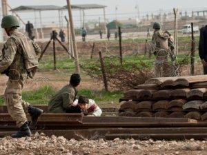 Suriye Sınırında Canlı Bomba Paniği!