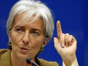 IMF'nin patronuna şok soruşturma
