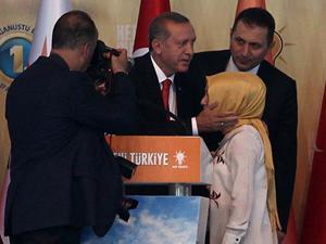 Kürsüye gelen kız çocuğu Erdoğan'a neler söyledi?