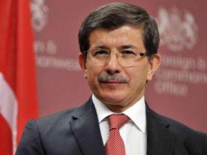 Davutoğlu ve Eroğlu basın toplantısı düzenledi