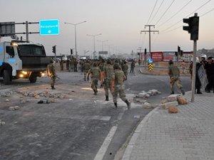 Mardin-Şanlıurfa yolları trafiğe kapalı