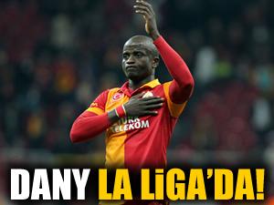 Dany La liga ekibine transfer oldu