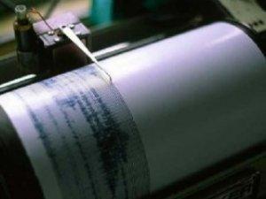 Gaziantep'te deprem oldu!