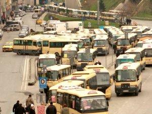 İstanbul'da minibüs ücretlerine zam geldi!